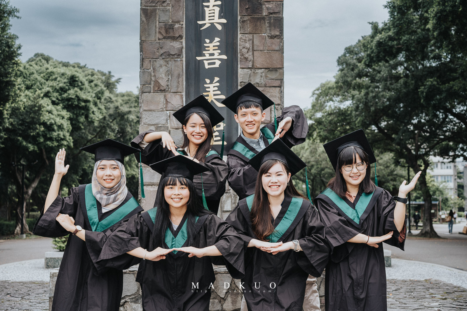 輔大職能治療系-畢業照