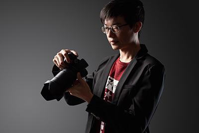 專業攝影師